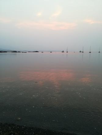 plage salt spring island